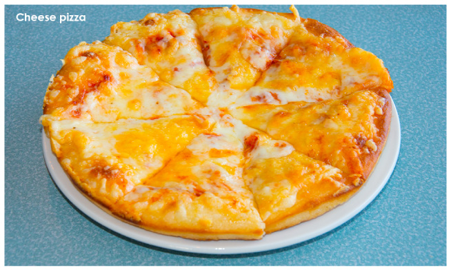 cheeze pizza